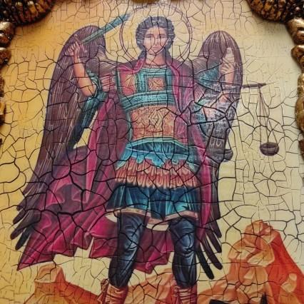 Фото иконы Михаила