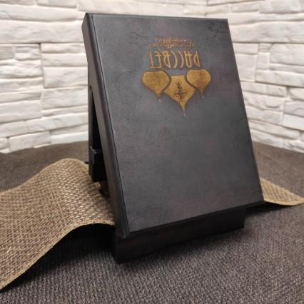 Деревянные футляры, коробки и киоты для икон