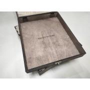 Подарочный футляр из фанеры для иконы размером 19-23 см