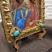 Фото низа подарочной иконы Ангел Хранитель