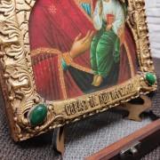 Фото нижних камней иконы пресвятой богородицы Песчанская с камнями