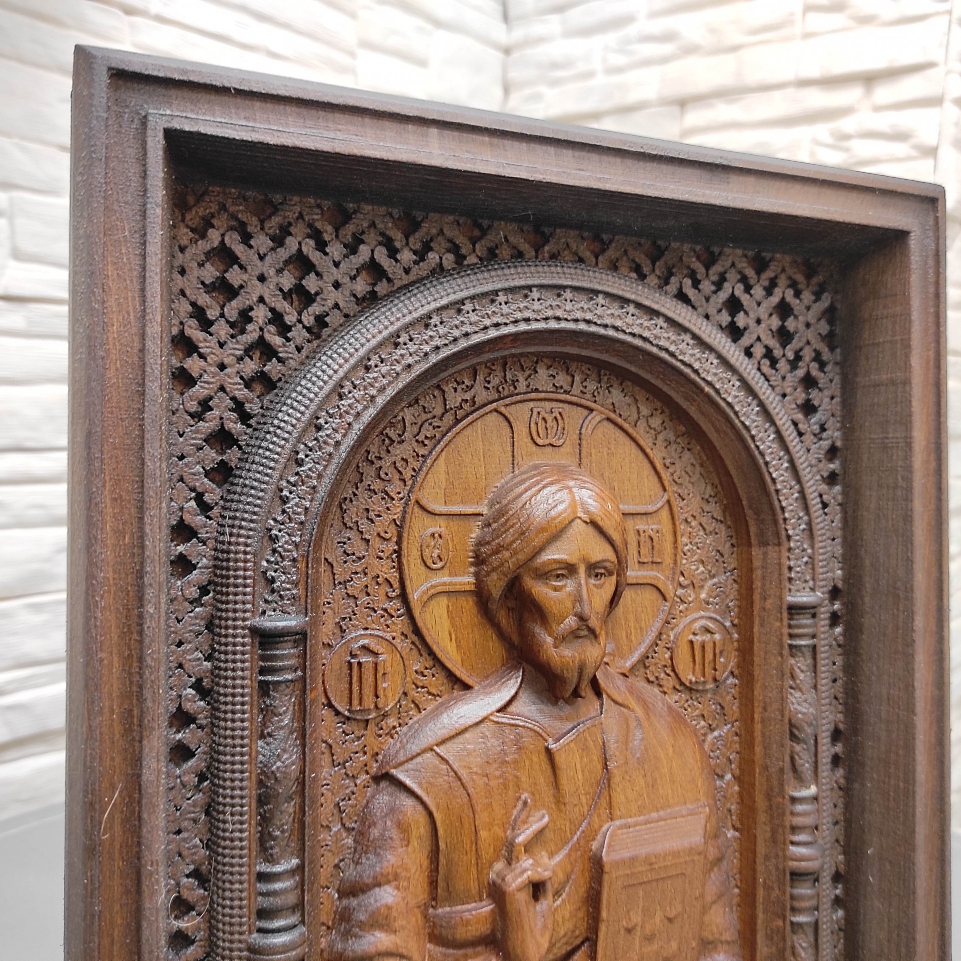 Икона Господа Вседержителя, греческая