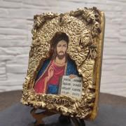 Общее фото маленькой иконки Господа Вседержителя