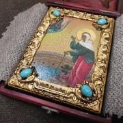 Фото иконы Ксения Петербургская, святая блаженная, подарочная